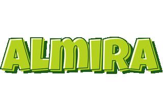 Almira summer logo