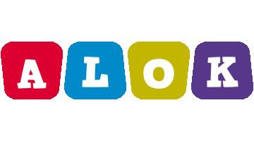 Alok kiddo logo