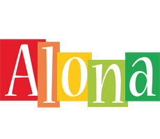 Alona colors logo