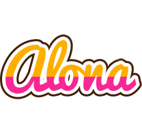 Alona smoothie logo