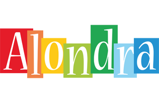 Alondra colors logo