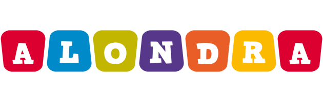 Alondra kiddo logo