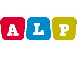 Alp kiddo logo
