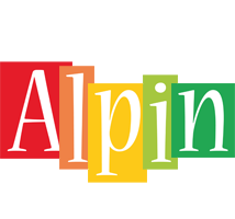 Alpin colors logo