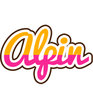 Alpin smoothie logo