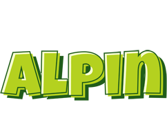 Alpin summer logo