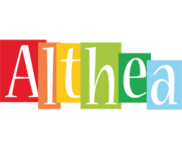 Althea colors logo