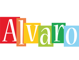 Alvaro colors logo