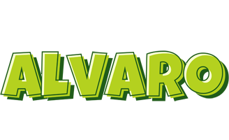 Alvaro summer logo