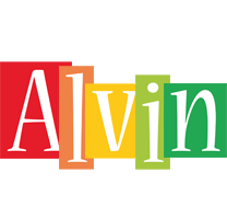 Alvin colors logo