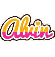 Alvin smoothie logo
