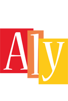 Aly colors logo