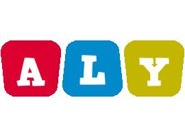 Aly kiddo logo