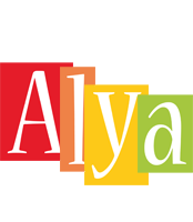 Alya colors logo