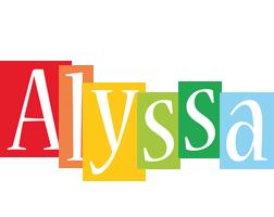 Alyssa colors logo