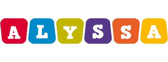 Alyssa kiddo logo