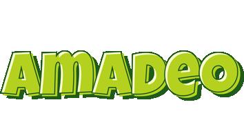 Amadeo summer logo