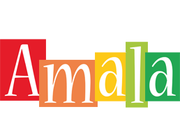 Amala colors logo