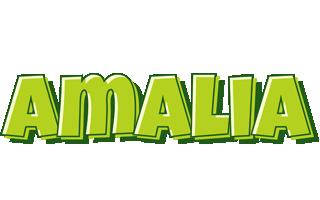 Amalia summer logo