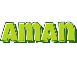 Aman summer logo