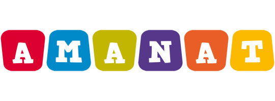 Amanat kiddo logo