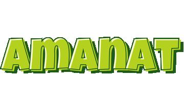Amanat summer logo