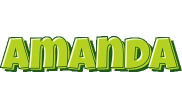 Amanda summer logo