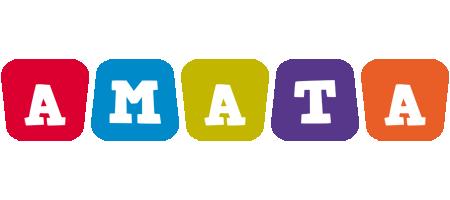 Amata kiddo logo