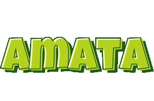 Amata summer logo