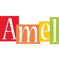 Amel colors logo