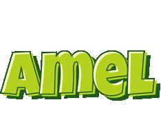 Amel summer logo