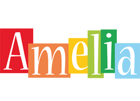 Amelia colors logo