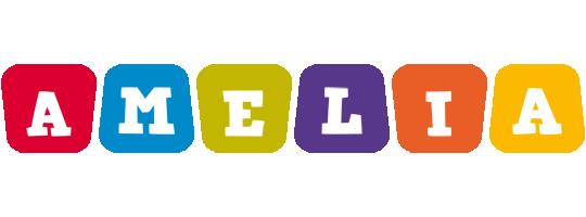 Amelia kiddo logo