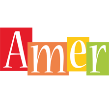 Amer colors logo