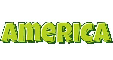 America summer logo