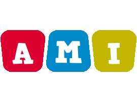 Ami kiddo logo