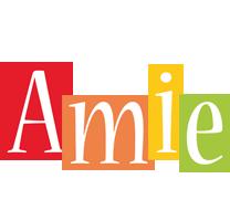 Amie colors logo