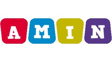 Amin kiddo logo