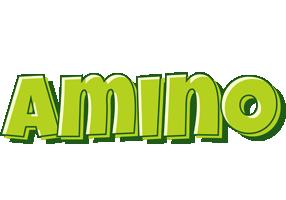 Amino summer logo