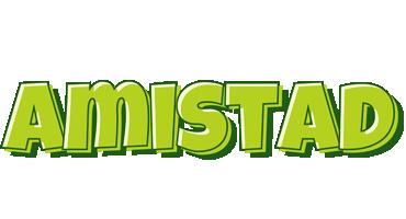 Amistad summer logo