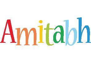 Amitabh birthday logo