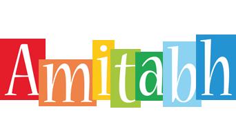 Amitabh colors logo