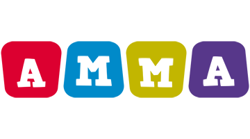 Amma kiddo logo