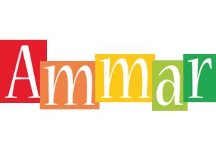 Ammar colors logo