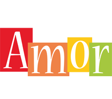 Amor colors logo