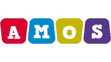 Amos kiddo logo