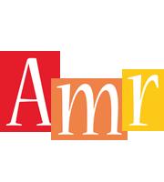 Amr colors logo