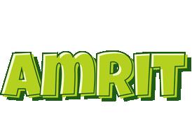 Amrit summer logo
