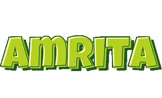 Amrita summer logo