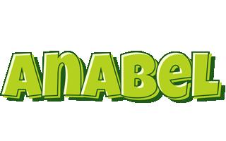 Anabel summer logo
